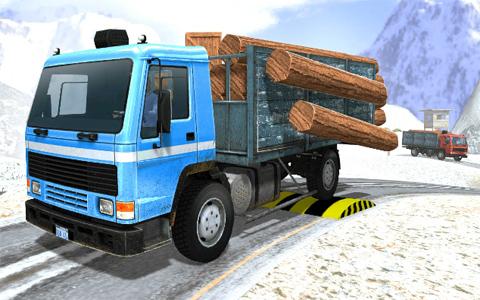 لعبة الشاحنة 4