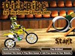 تحكم الدراجة النارية