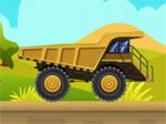 الشاحنة الصفراء