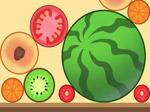 دمج الفواكه