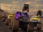 سباق السيارة الوحش